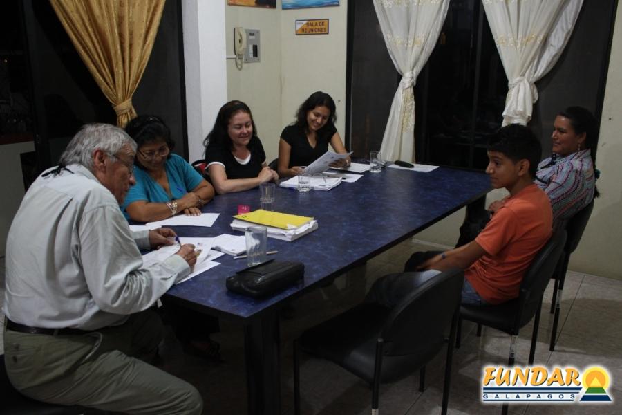 entrevistas a los aplicantes de las becas ACCESS-FUNDAR para estudiar idioma inglés