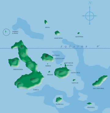 mapa de galapagos galápagos, galapagos islands maps, galapagos island map, map, island, islands, world heritage site, darwin island, wolf island