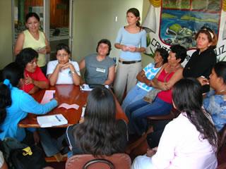 fundar galapagos equidad de genero mujeres de galapagos proyecto de participacion ciudadana